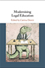 Modernising Legal Education cover